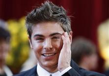 <p>Actor Zac Efron arrives at the 82nd Academy Awards in Hollywood, March 7, 2010. REUTERS/Lucas Jackson</p>