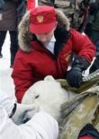 <p>Il premier russo Vladimir Putin. REUTERS/RIA Novosti/Pool/Alexei Nikolsky</p>
