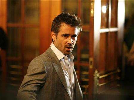Colin Farrell aduring the 34th Toronto International Film Festival, September 12, 2009. REUTERS/Mario Anzuoni