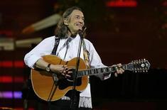 <p>Roger Hodgson, cantante e chitarrista dei Supertramp, in foto d'archivio. REUTERS/Eliseo Fernandez</p>
