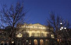 <p>La Scala in una foto d'archivio. REUTERS/Stefano Rellandini (ITALY)</p>