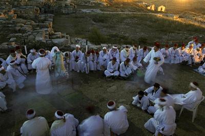Samaritans' pilgrimage