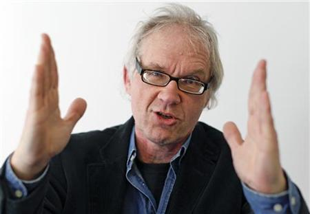 Swedish cartoonist Lars Vilks poses before an interview with Reuters in Stockholm March 10, 2010. REUTERS/Bob Strong