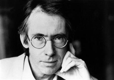 Author Ian McEwan in a file photo. REUTERS/Peter Jones