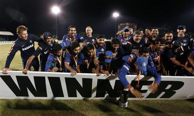 India win Asia Cup