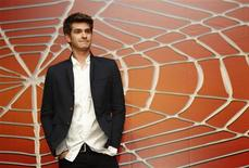 "<p>Actor Andrew Garfield poses in Cancun July 1, 2010, Garfield has been cast as ""Peter Parker"" in the next Spider-Man movie that will be screened in 3D on July 2012. REUTERS/Gerardo Garcia</p>"