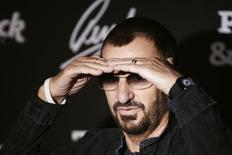 <p>Ex-beatle Ringo Starr comemora 70 anos e diz estar procurando paz e amor. REUTERS/Lucas Jackson</p>