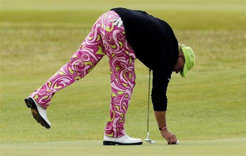 John Daly's pants