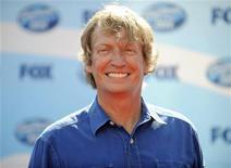 "<p>Producer Nigel Lythgoe arrives for the finale of Season 8 of ""American Idol"" in Los Angeles, May 20, 2009. REUTERS/Phil McCarten</p>"