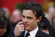 <p>Casey Affleck arrives at the 80th annual Academy Awards, in Hollywood, February 24, 2008. REUTERS/Lucas Jackson</p>