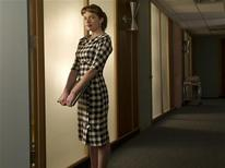 "<p>Elisabeth Moss as Peggy Olson in AMC's ""Mad Men"". REUTERS/Handout</p>"