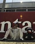 <p>O piloto japonês Kamui Kobayashi, da escuderia Sauber, sairá na 23a posição na no grid de largada do Grande Prêmio da Hungria. 11/07/2010 REUTERS/Nigel Roddis</p>