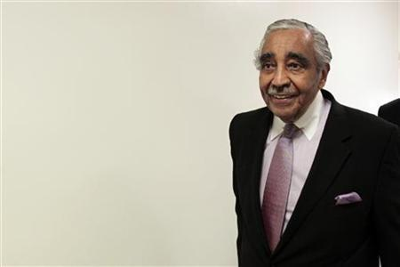 U.S. Representative Charles Rangel (D-NY) arrives at the U.S. Capitol to cast vote on the House floor in Washington, July 29, 2010. REUTERS/Hyungwon Kang