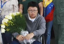 <p>A equipe de Hong Kong se retirou da Copa do Mundo de beisebol feminino disputado na Venezuela após uma de suas jogadoras ter sido atingida na perna por um tiro durante um jogo na sexta-feira. REUTERS</p>