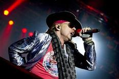 <p>Axl Rose of Guns N' Roses performs during the Sweden Rock Festival 2010 in Solvesborg, Sweden, June 12, 2010. REUTERS/Claudio Bresciani/Scanpix Sweden</p>