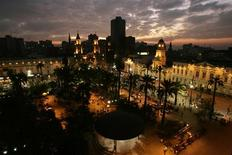 <p>A general view of Plaza de Armas (parade ground) in Santiago, in a file photo. REUTERS/Victor Ruiz Caballero</p>