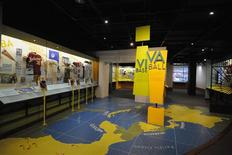 <p>The Museum unveiled a permanent exhibit entitled ¡Viva Baseball! on May 23, 2009 in Cooperstown, honoring the Latin American impact on baseball through a celebration of Caribbean Basin countries and players. REUTERS/Milo Stewart Jr./National Baseball Hall of Fame Library/Handout</p>