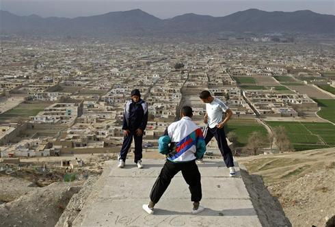 Life in Kabul