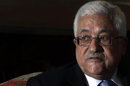 Palestinian President Mahmoud Abbas attends a meeting with Egyptian President Hosni Mubarak in Sharm el-Sheikh September 14, 2010. REUTERS/Amr Abdallah Dalsh