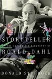 "<p>The cover of authorized Roald Dahl biography, ""Storyteller,"" by Donald Sturrock is seen in this undated handout photo. REUTERS/Handout</p>"