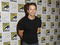 "<p>Zack Snyder, the director of the upcoming Warner Bros motion Picture ""Suckerpunch"", poses for a picture at Comic Con in San Diego, California July 24, 2010. REUTERS/Mike Blake</p>"