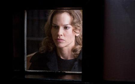 Hilary Swank in a scene from ''Conviction''. REUTERS/Fox Searchlight