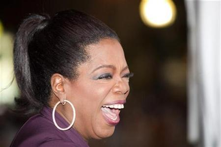 Oprah Winfrey arrives at the ''Precious'' film screening during the 34th Toronto International Film Festival, September 13, 2009. REUTERS/Mark Blinch