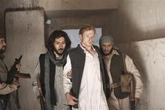 "<p>A scene from ""The Taking of Prince Harry"". REUTERS/Channel 4/Handout</p>"