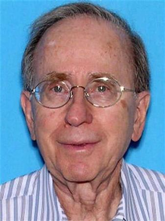 Arthur Nadel, 75, is shown in a photo provided by the Sarasota County Sheriff's Office released to Reuters January 20, 2009. REUTERS/Sarasota County Sheriff's Office/Handout