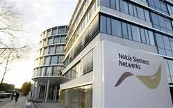 """<p>Nokia-Siemens Networks table sur la poursuite d'une reprise """"sobre"""" et """"solide"""" sur le marché des équipements télécoms en 2011, qui sera de nouveau tirée par les Etats-Unis, selon Bosco Novak, son directeur commercial. /Photo d'archives/REUTERS/Michaela Rehle</p>"""