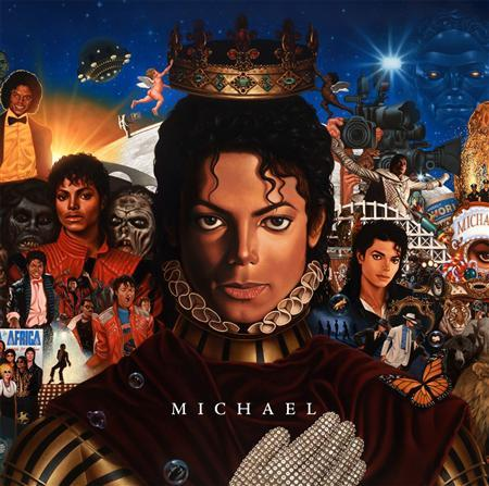 The cover art for a new album of previously unheard Michael Jackson songs which will be released on December 14, 2010, including a track the dead pop singer was said to be working on in 2007, is shown in this undated publicity photograph released by Sony Music November 4, 2010. REUTERS/Sony Music/Handout
