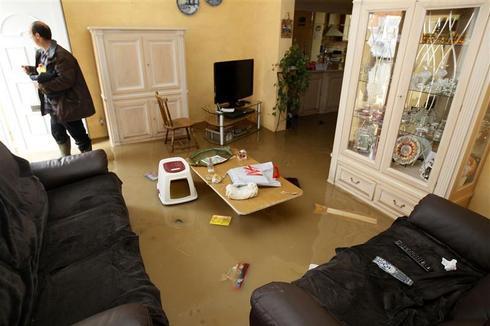 Belgium floods
