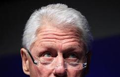 <p>Former President Bill Clinton speaks during a special session at the Clinton Global Initiative in New York, September 21, 2010. REUTERS/Lucas Jackson</p>