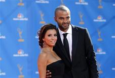 <p>Atriz Eva Longoria pediu divórcio do jogador de basquete francês Tony Parker após três anos de casamento. REUTERS/Mario Anzuoni/Files</p>