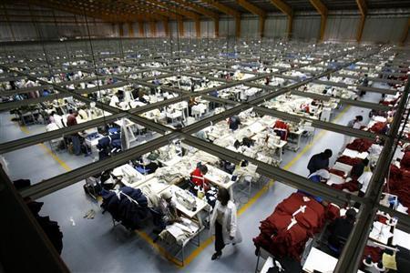 textile exports morocco