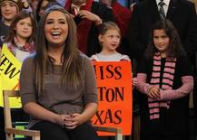 <p>Bristol Palin , the daughter of conservative politician Sarah Palin, appears on ABC's 'Good Morning America' show in New York November 24, 2010. REUTERS/Brendan McDermid</p>