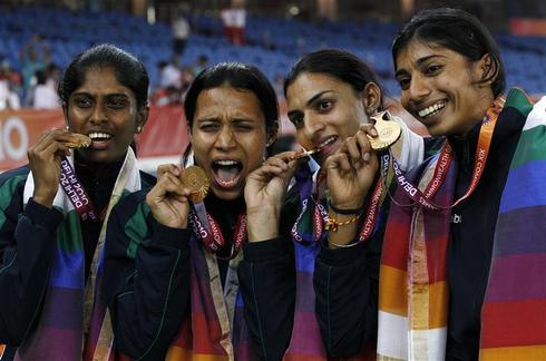 2010: Year of India's Sporting Glory
