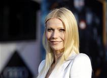 """<p>Gwyneth Paltrow na estreia de """"Homem de Ferro 2"""" em Hollywood. A atriz vai apresentar o programa de humor """"Saturday Night Live"""" pela terceira vez no dia 15 de janeiro. 26/04/2010 REUTERS/Mario Anzuoni/Arquivo</p>"""
