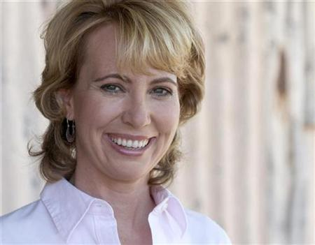 U.S. Representative Gabrielle Giffords (D-AZ) is seen in an undated handout photo provided by her Congressional campaign, January 8, 2011. REUTERS/Giffords for Congress/Handout