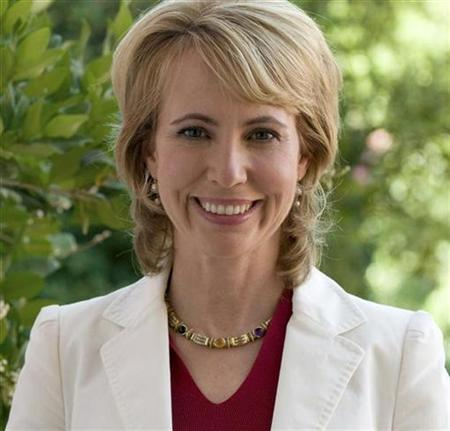 U.S. Representative Gabrielle Giffords (D-AZ), who was shot during an appearance in Tucson, Arizona is seen in an undated 2010 handout photo provided by her Congressional campaign on January 8, 2011. REUTERS/Giffords for Congress/Handout