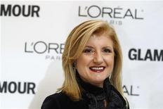 <p>Arianna Huffington, co-fundadora do Huffington Post, ocupará a presidência do The Huffington Post Media Group. 08/11/2010. REUTERS/Lucas Jackson</p>