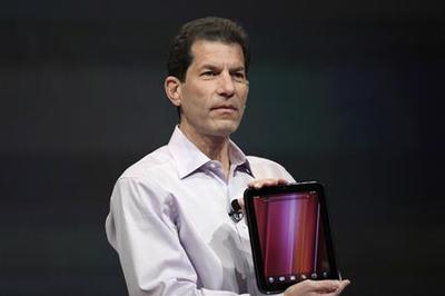 HP to pit ''TouchPad'' against Apple's iPad, Google