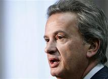 <p>حاكم مصرف لبنان المركزي رياض سلامة. رويترز</p>