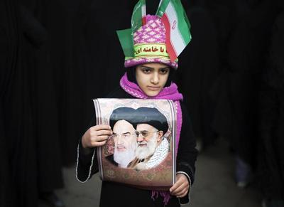 Iran marks revolution