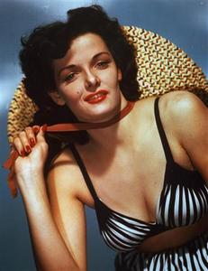 Actress Jane Russell in an undated publicity photograph. REUTERS/Handout