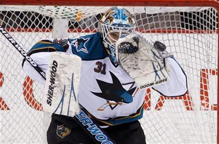 Goaltender Niemi Signs Four Year Extension With Sharks