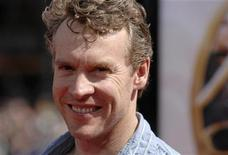 "<p>Cast member Tate Donovan attends the world premiere of ""Nancy Drew"" held at the Grauman's Chinese Theatre in Hollywood June 9, 2007. REUTERS/Phil McCarten</p>"