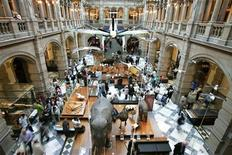 <p>Installations at the Kelvingrove Art Gallery and Museum in Glasgow, in a file photo. REUTERS/David Moir</p>