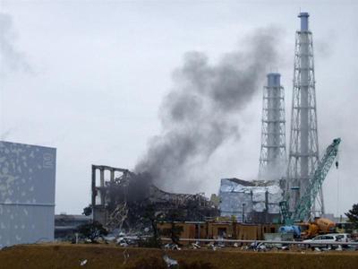 Nuclear fears at Fukushima