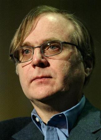 Microsoft co-founder Paul Allen in 2003 file photo. REUTERS/File